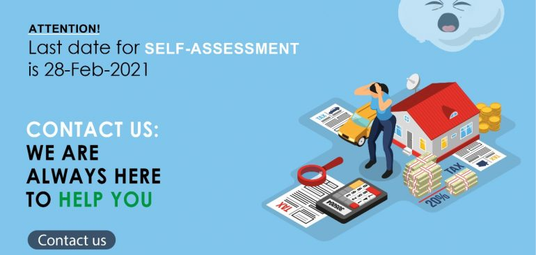 What happens if I miss the deadline of Self Assessment Tax Return