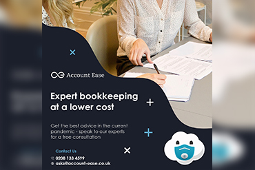 How Account Ease helps cutting your Bookkeeping bill in Covid